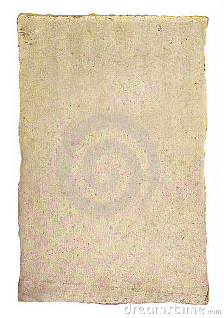 Folha Textured do papel velho