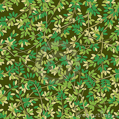 Foliage Seamless
