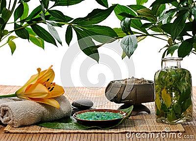Foliage spa