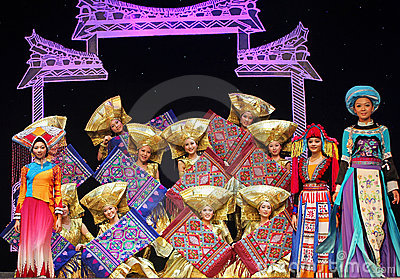 Folk Art and Intangible Cultural Heritage Show Editorial Stock Image