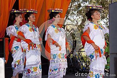Folk Art Market held annually in Santa Fe, New Mex Editorial Photography