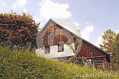 Folk cottage