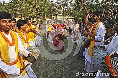 Folk Culture in Festival Editorial Photography