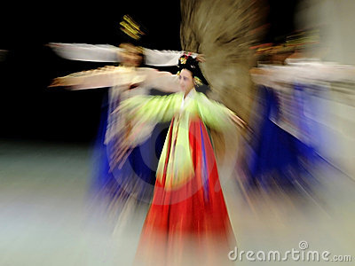 folk dance performance Editorial Image
