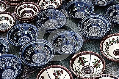 Folk pottery 4