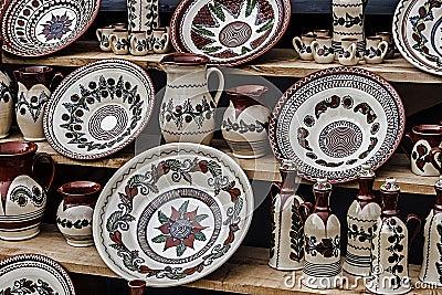 Folk pottery 5