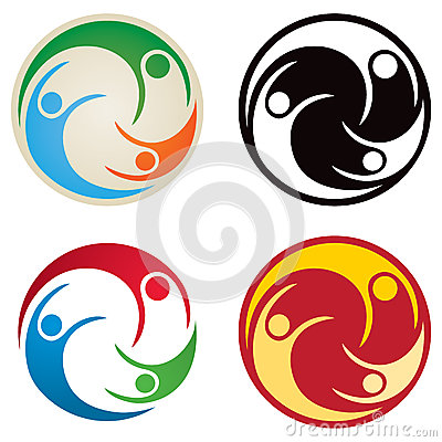 Folk tillsammans logo