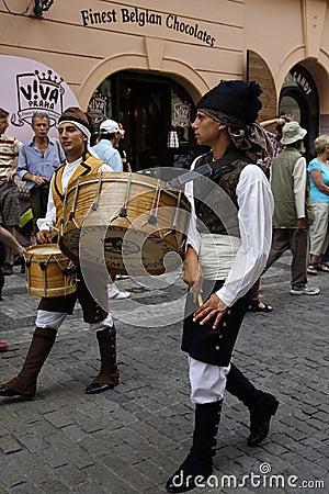 "Folklore Festival ""Prague Fair""4 Editorial Photography"