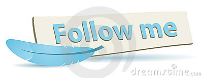 Follow me board