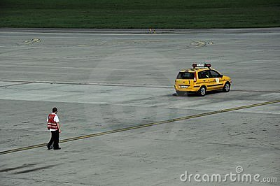 Follow Me car Editorial Photography