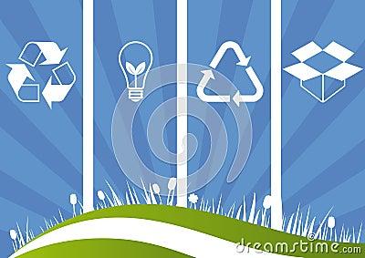 Fond écologique