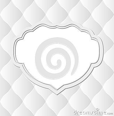 Fond blanc