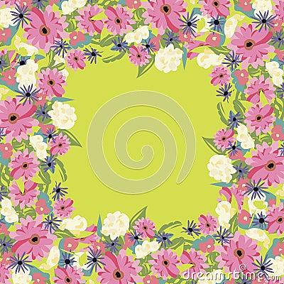 Fond de fleur