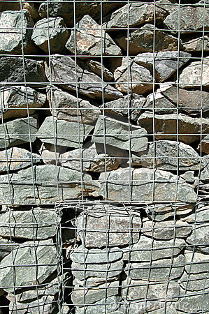 fond de mur de gabion photos stock image 10820973. Black Bedroom Furniture Sets. Home Design Ideas