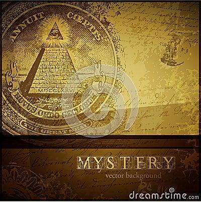 Fond de mystère