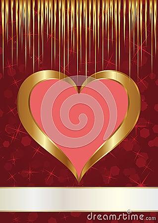 Fond de Valentines