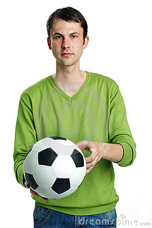 Fond of football