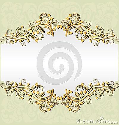 Fond jaune pâle