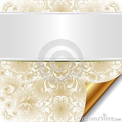 Fond lumineux décoratif