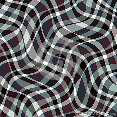 Fond onduleux abstrait
