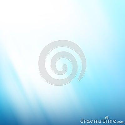 Fond serein calme bleu