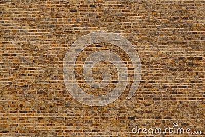 Fond simple de briques de cru papier peint de mur