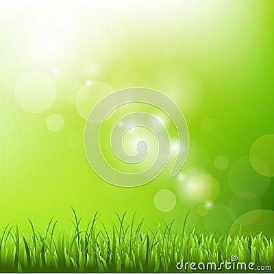fond vert avec la tache floue et l 39 herbe images libres de droits image 22268619. Black Bedroom Furniture Sets. Home Design Ideas
