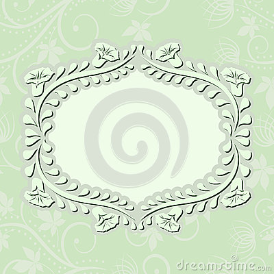 Fond vert clair