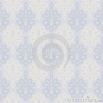 fond victorien sans joint de papier peint images libres de droits image 16839309. Black Bedroom Furniture Sets. Home Design Ideas
