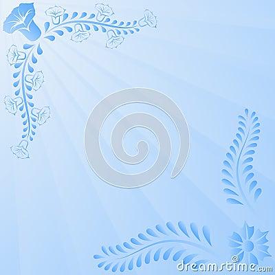 Fondo azul claro