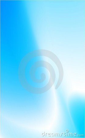 Fondo azul del movimiento