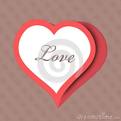 Fondo del día de tarjetas del día de San Valentín.