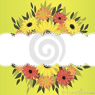 Fondo del fiore