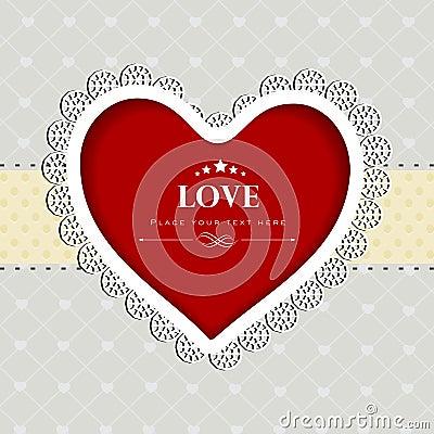 Fondo di giorno di biglietti di S. Valentino.