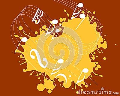 Fondo di musica