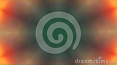 Fondo iridiscente soñador del extracto geométrico del modelo almacen de video