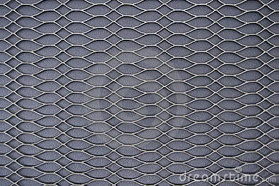 Fondo metálico gris