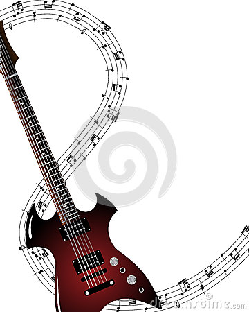 Fondo musicale di lerciume