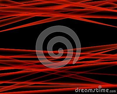 Fondo negro y rojo