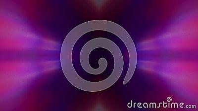 Fondo que brilla psicodélico mágico geométrico del caleidoscopio metrajes