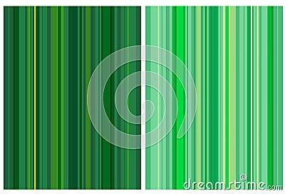 Fondo Verde De La Gama De Colores Foto De Archivo Imagen