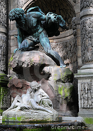 Free Fontaine De Medicis Stock Photography - 14340322