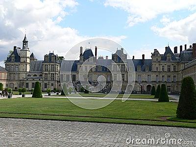 Fontainebleau ( France)