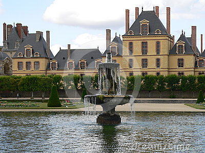 Fontainebleau ( France)