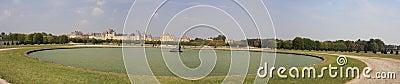 Fontainebleau panorama