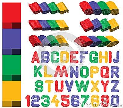 Fonte tipografica protetta