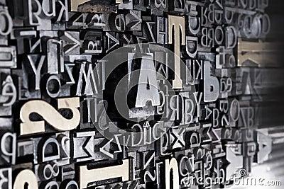 Fonts background