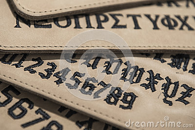 Fonts leather
