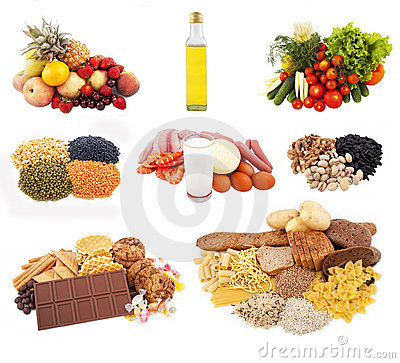 Free Food Collage Royalty Free Stock Photos - 15133988