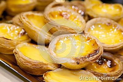 Food, desert, pastel de nata,